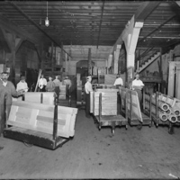 [Workers at the Carr, Ryder & Adams Company]