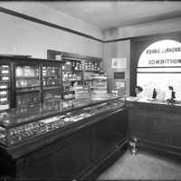 [Marshall, O'Brien, Worthen Dental Supply Company in the Bank & Insurance Building]